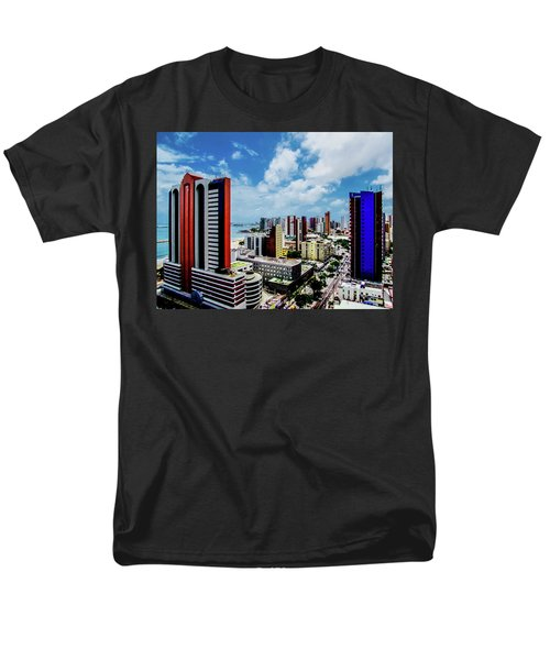Architecture And Building Men's T-Shirt  (Regular Fit) by Cesar Vieira