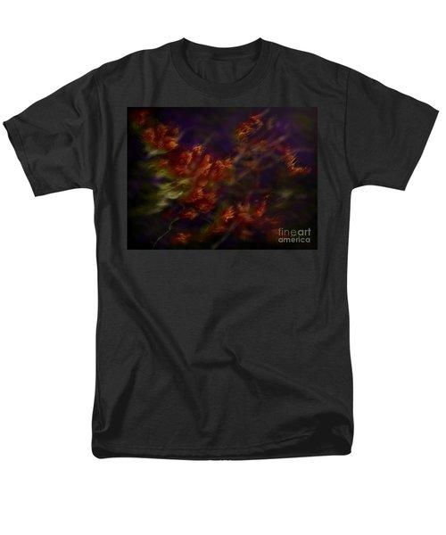 Men's T-Shirt  (Regular Fit) featuring the digital art Ardor by Amyla Silverflame