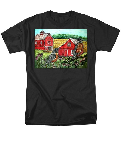 Are You Sure This Is The Way To St.paul? Men's T-Shirt  (Regular Fit) by Kim Jones