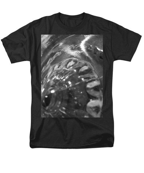 Metallic Glass Men's T-Shirt  (Regular Fit) by Samantha Thome