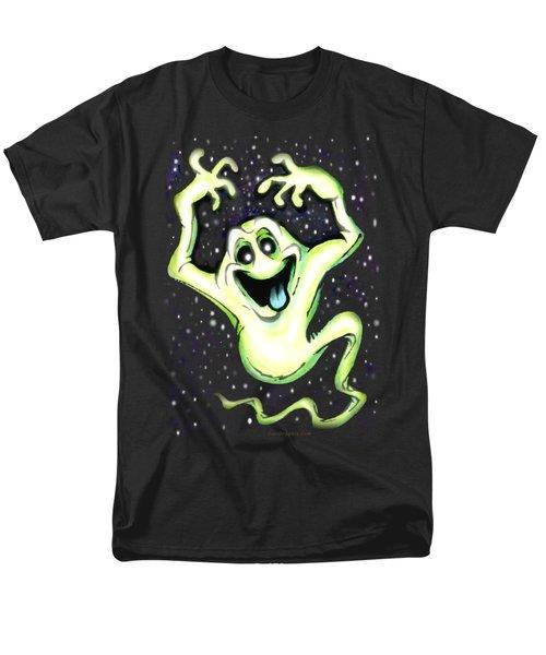 Ghost Men's T-Shirt  (Regular Fit) by Kevin Middleton