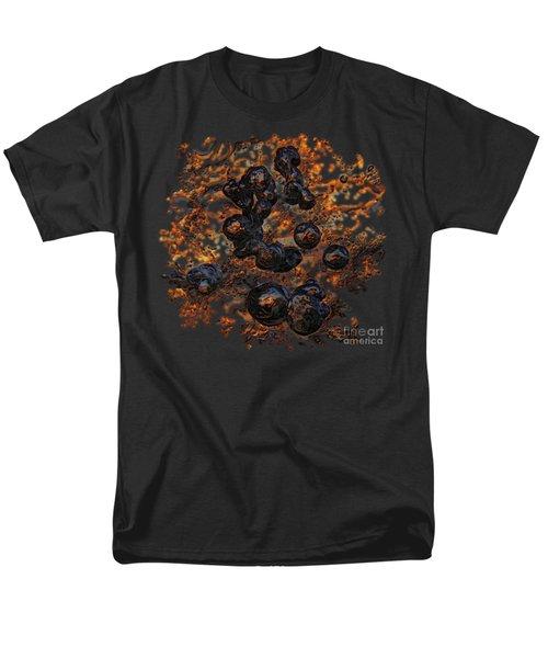 Volcanic Men's T-Shirt  (Regular Fit) by Sami Tiainen