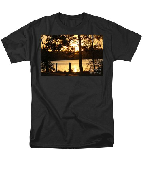 As Another Day Closes Men's T-Shirt  (Regular Fit)
