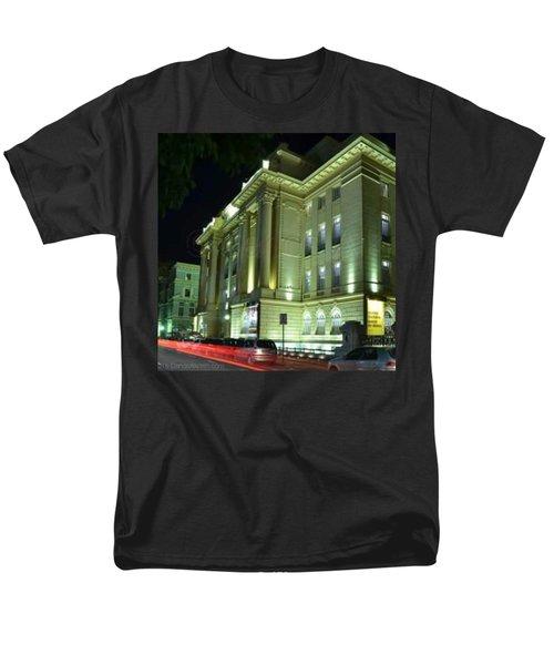 Assim Como O Rio E São Paulo, A Men's T-Shirt  (Regular Fit) by Carlos Alkmin