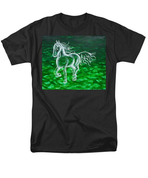 Astral Horse Men's T-Shirt  (Regular Fit)