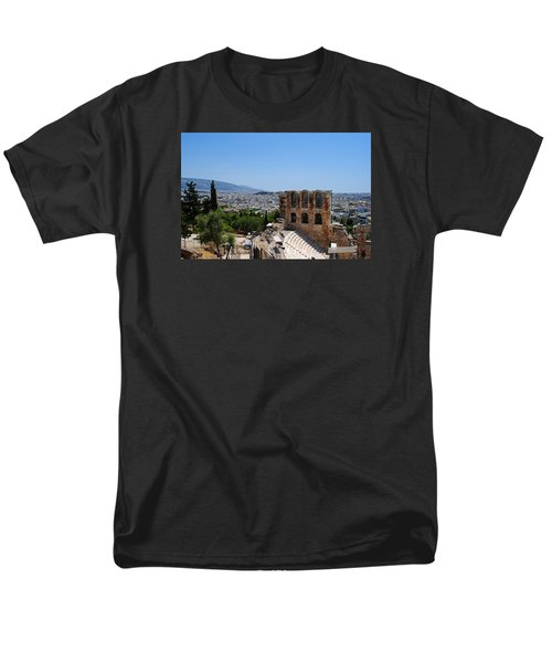 Men's T-Shirt  (Regular Fit) featuring the photograph Athens by Robert Moss