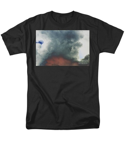 Atmospheric Combustion Men's T-Shirt  (Regular Fit) by Jesse Ciazza