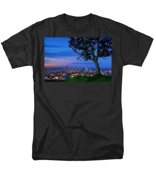 Auckland Men's T-Shirt  (Regular Fit) by Evgeny Vasenev