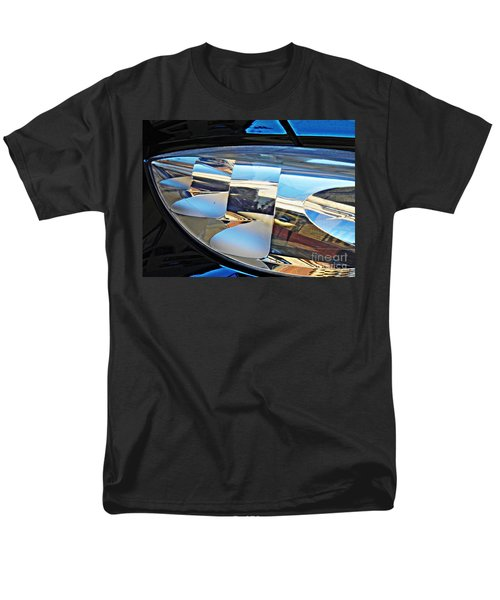 Auto Headlight 193 Men's T-Shirt  (Regular Fit) by Sarah Loft
