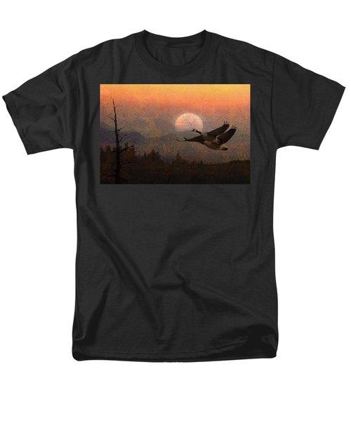Autumn Men's T-Shirt  (Regular Fit) by Ed Hall