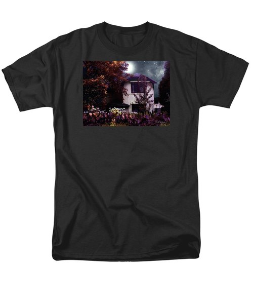 Autumn Night In The Country Men's T-Shirt  (Regular Fit) by RC deWinter
