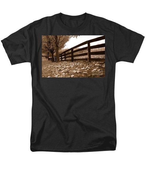 Autumn Perspective Men's T-Shirt  (Regular Fit) by Joe  Ng