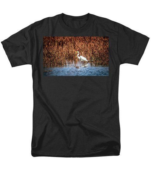 Autumn's Shore Men's T-Shirt  (Regular Fit)