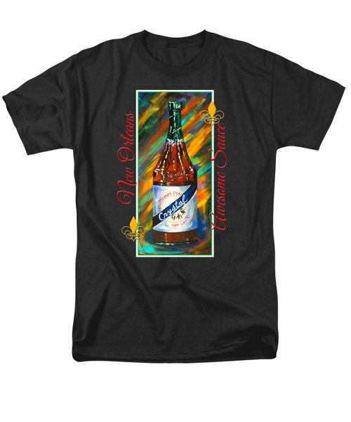 Awesome Sauce - Crystal Men's T-Shirt  (Regular Fit) by Dianne Parks
