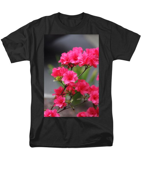 Men's T-Shirt  (Regular Fit) featuring the photograph Azalea by Vadim Levin