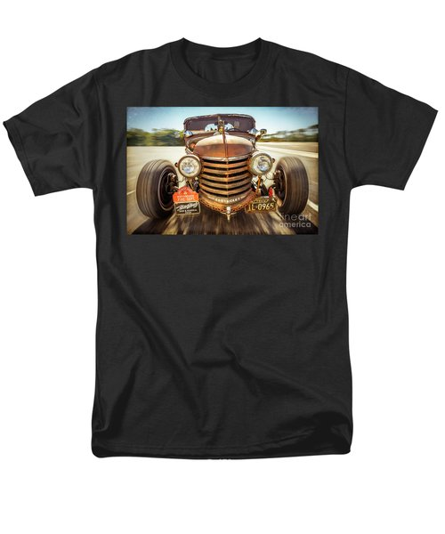 Men's T-Shirt  (Regular Fit) featuring the photograph Bad Boy's Toy by Jola Martysz