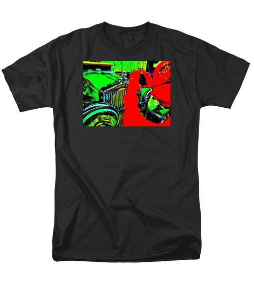 Bahre Car Show II 22 Men's T-Shirt  (Regular Fit) by George Ramos