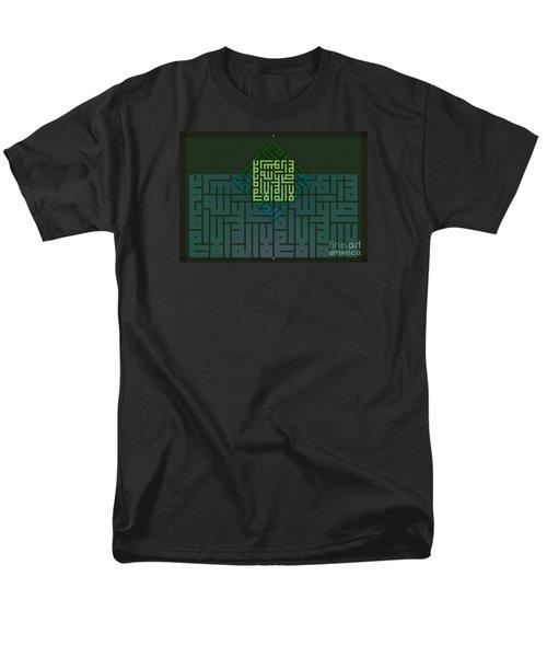 Balance Men's T-Shirt  (Regular Fit)