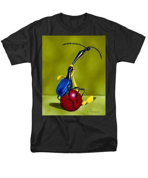 Balancing Act Men's T-Shirt  (Regular Fit)