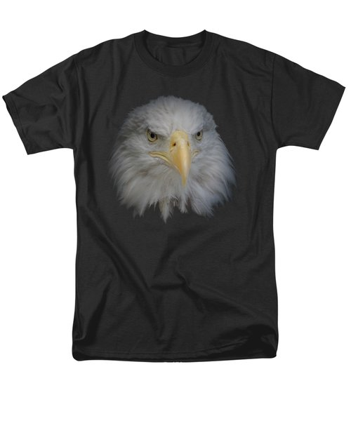 Bald Eagle 1 Men's T-Shirt  (Regular Fit)