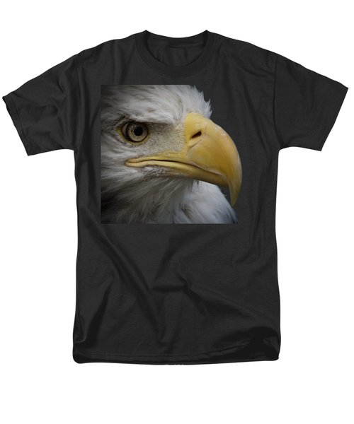 Bald Eagle 3 Men's T-Shirt  (Regular Fit)