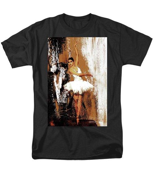 Ballerina Dance 093 Men's T-Shirt  (Regular Fit) by Gull G