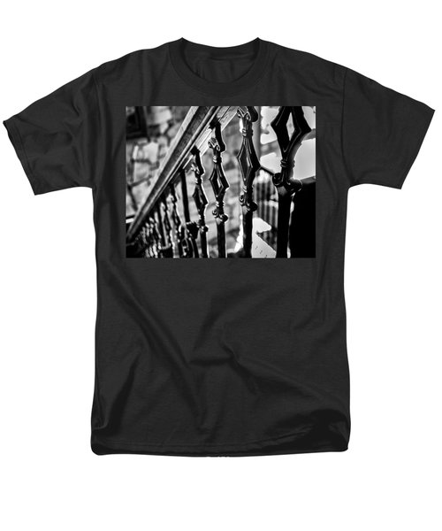 Bannister B_w Men's T-Shirt  (Regular Fit) by John McArthur