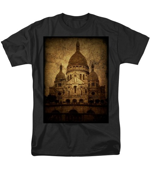 Basilica Men's T-Shirt  (Regular Fit) by Andrew Paranavitana