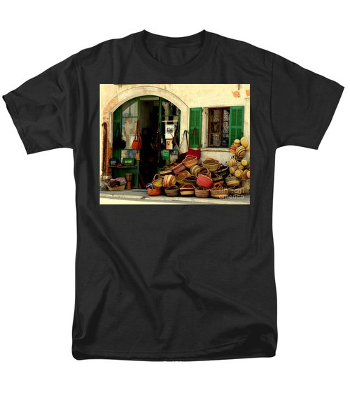Baskets Anyone Men's T-Shirt  (Regular Fit) by Lainie Wrightson