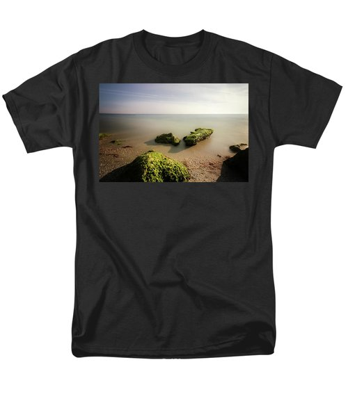 Men's T-Shirt  (Regular Fit) featuring the photograph Beach by RC Pics