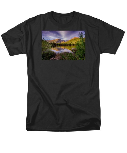 Bear Lake 2 Men's T-Shirt  (Regular Fit) by Mary Angelini