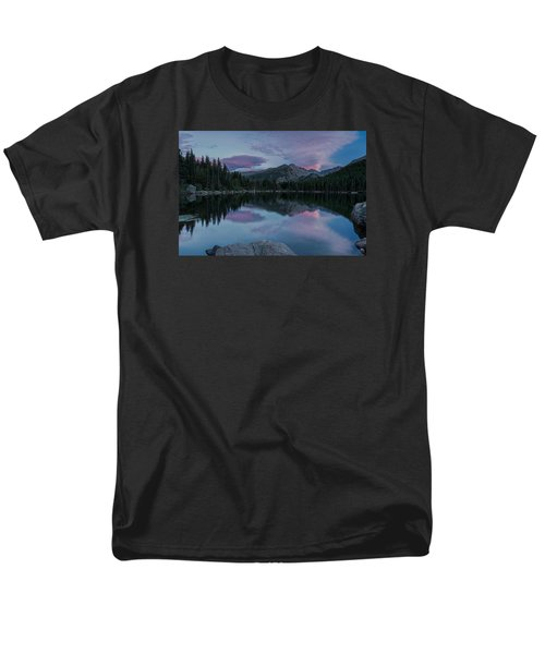 Bear Lake Sunset Men's T-Shirt  (Regular Fit) by John Vose
