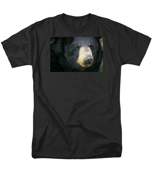 Men's T-Shirt  (Regular Fit) featuring the photograph Bear With Me by Cheri McEachin