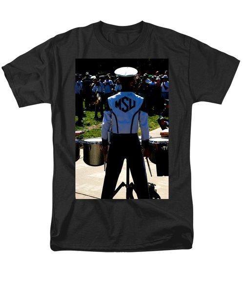 Beat Men's T-Shirt  (Regular Fit) by Joseph Yarbrough