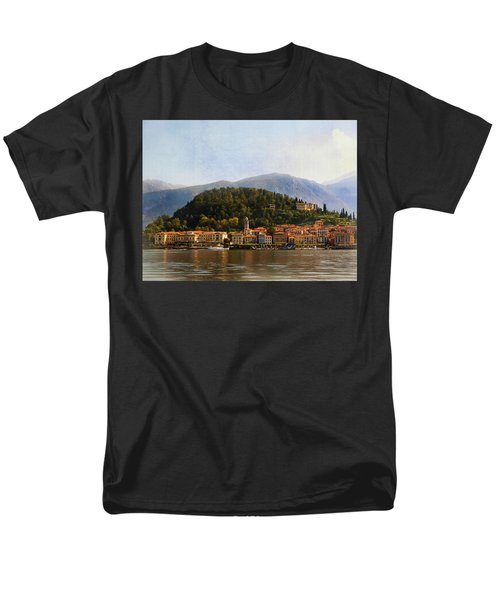 Beautiful Bellagio Men's T-Shirt  (Regular Fit) by Jacqi Elmslie