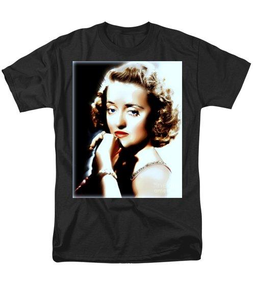 Beautiful Bette Men's T-Shirt  (Regular Fit) by Wbk