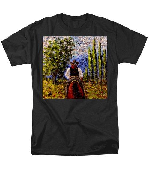 Before The Sun Goes Down.. Men's T-Shirt  (Regular Fit)