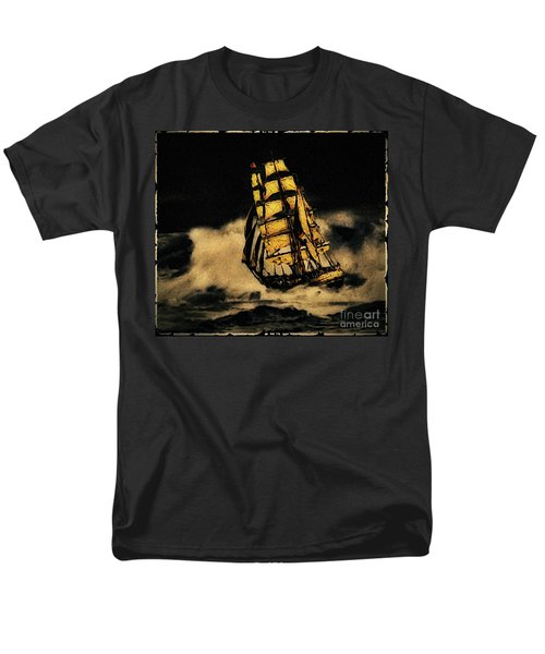 Before The Wind Men's T-Shirt  (Regular Fit) by Blair Stuart