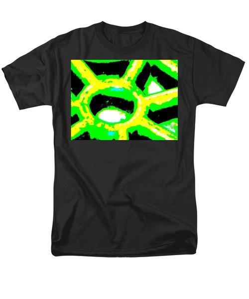 Behind The Wheel Men's T-Shirt  (Regular Fit) by Tim Townsend