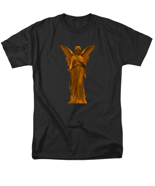 Behold I Send An Angel Before Thee Men's T-Shirt  (Regular Fit) by David Dehner