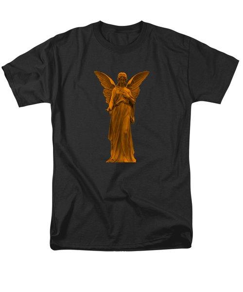 Behold I Send An Angel Before Thee Men's T-Shirt  (Regular Fit)