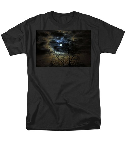Bella Luna Men's T-Shirt  (Regular Fit) by Suzanne Stout