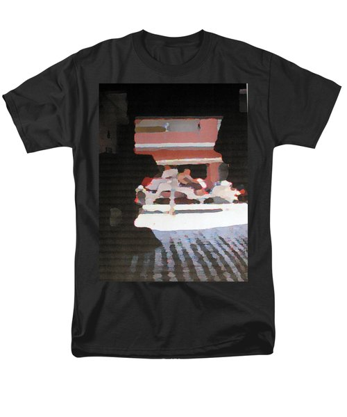 Men's T-Shirt  (Regular Fit) featuring the photograph Bermuda Carriage Impressions by Ian  MacDonald