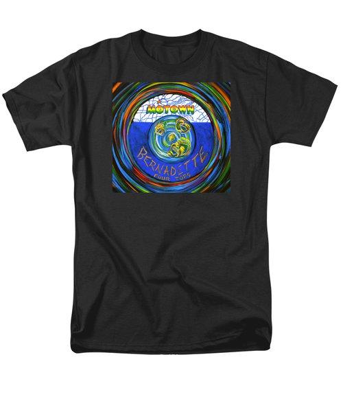 Bernadette By Four Tops Men's T-Shirt  (Regular Fit) by Jeanette Jarmon