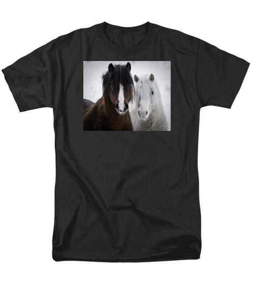 Best Friends II Men's T-Shirt  (Regular Fit) by Everet Regal