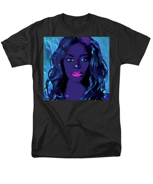 Beyonce Graphic Abstract Men's T-Shirt  (Regular Fit) by Dan Sproul