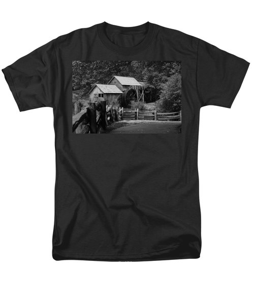Beyond The Fence Men's T-Shirt  (Regular Fit) by Eric Liller