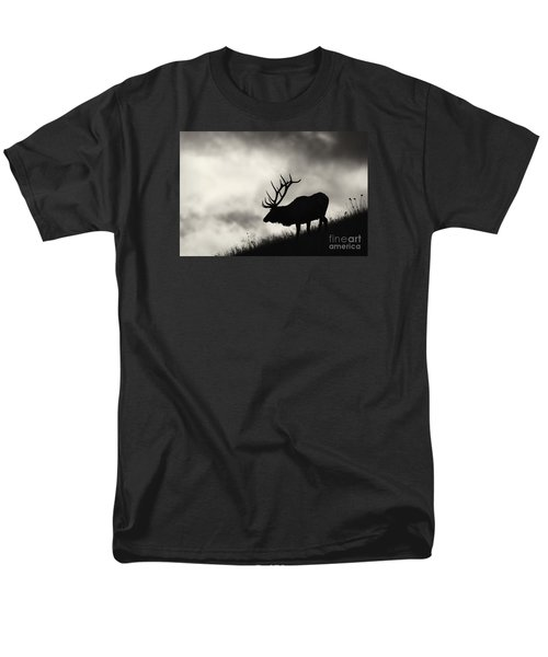 Men's T-Shirt  (Regular Fit) featuring the photograph Big Sky by Aaron Whittemore