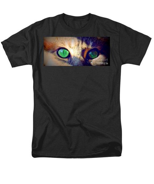Bink Eyes Men's T-Shirt  (Regular Fit) by Donna Bentley