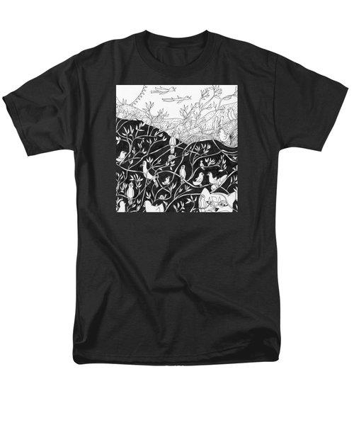 Bird Convention Men's T-Shirt  (Regular Fit)